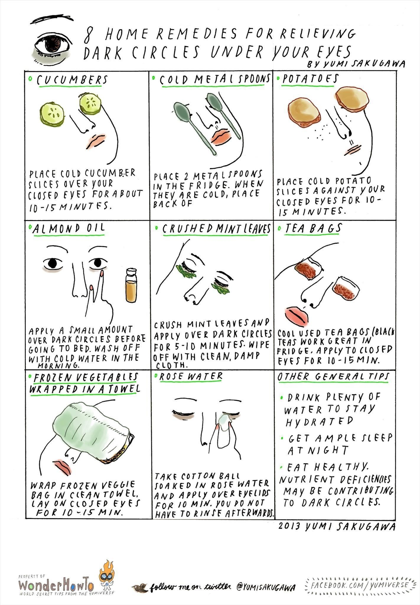 8 Home Remedies That