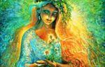 О Василисе, золотой косе, непокрытой красе, и об Иване Горохе