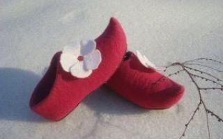 Красные башмаки