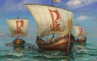 Богатыри на Соколе-корабле