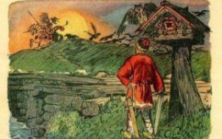 Иван крестьянский сын и мужичок сам с перст, усы на семь верст