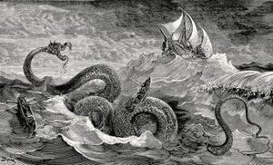 Большой морской змей