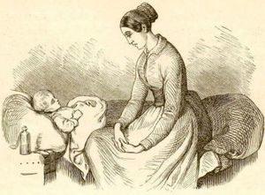 История одной матери