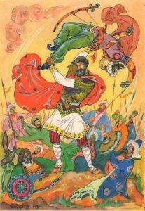 Илья Муромец и Калин-царь