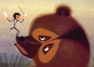 Сказка Про Комара Комаровича-длинный нос и про мохнатого Мишу-короткий хвост
