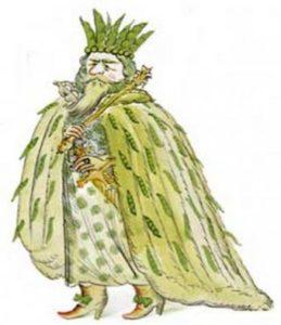 Сказка про царя Гороха