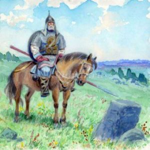 Три поездки Ильи Муромца