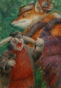 Здравомысленный заяц